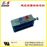 自动门锁电磁铁推拉式 BS-0530L-01