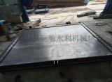 插板钢闸门 2米 碳钢 水利闸门