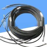 宏翔树脂高压油压软管 尼龙树脂高压油管总成