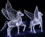 訂做各種動物造型景觀燈