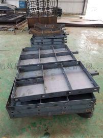 箱梁AB墙 防撞墙模板 钢模具中的精品