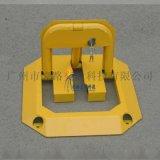 车位地锁车位锁加厚防压固定八角型车位锁O型占位锁
