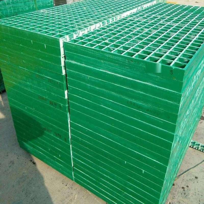 漏水地格栅 下水道格栅板工艺 玻璃钢纤维格栅
