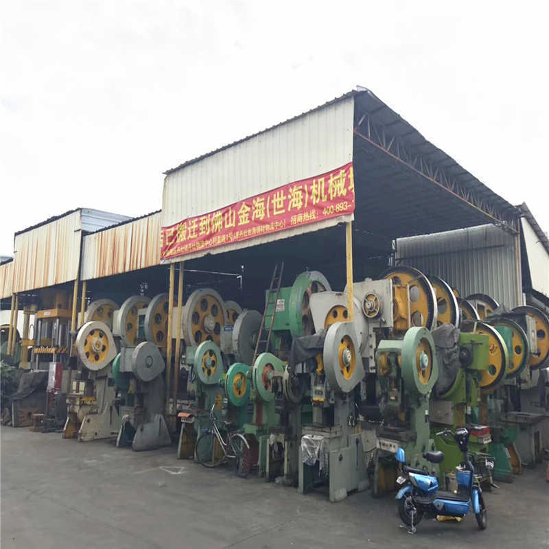 二手冲床厂家现货JB23-25吨加重冲床 加重型深喉开式冲床