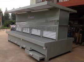 华晖鸿脉冲式家具/木制品/塑料品/玻璃钢打磨台