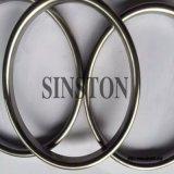 钢制管法兰连接用椭圆形金属环垫