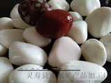 徐州白色鵝卵石  白色雨花石永順多少錢供應