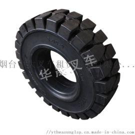 平板拖车中策实心轮胎350-5