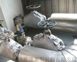 江西易安装可拆卸式管道保温套