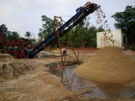 石子废料破碎机, 建筑废料制砂机 链条式水洗设备