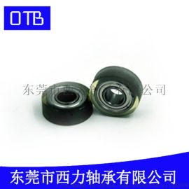 聚氨酯成形轴承包胶滑轮 OTB-PU69310-4