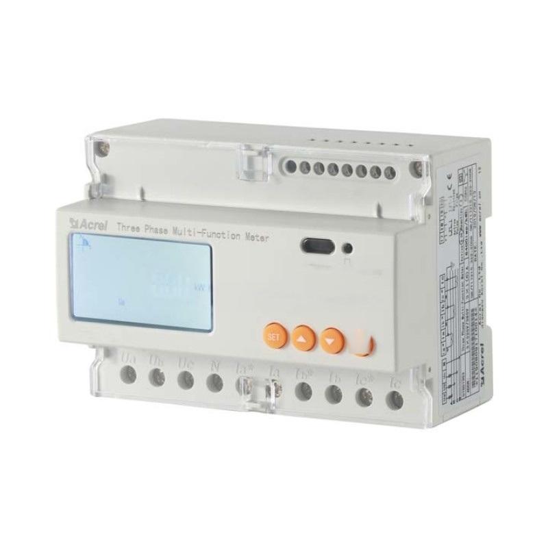 三相多功能表DTSD1352-F 尖峰平谷计量
