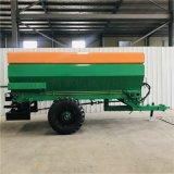 湿粪撒粪车 牵引式颗粒肥抛撒机 农用撒肥机