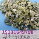 昆明绿色透水石   永顺绿色胶粘石价格