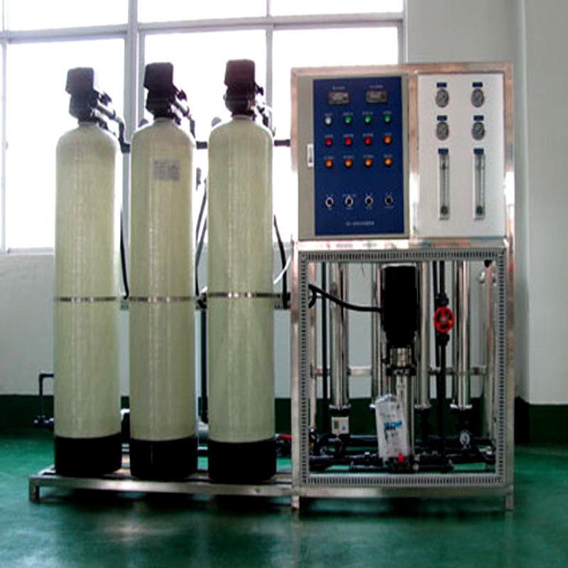 工業純水設備 反滲透純水過濾設備 水處理可定製