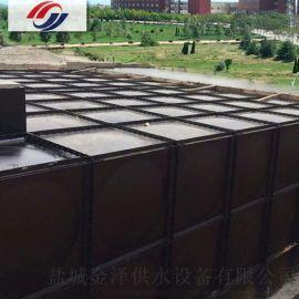 盐城金泽地埋式自动恒压给水设备专业厂家