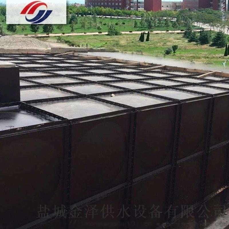 鹽城金澤地埋式自動恆壓給水設備廠家
