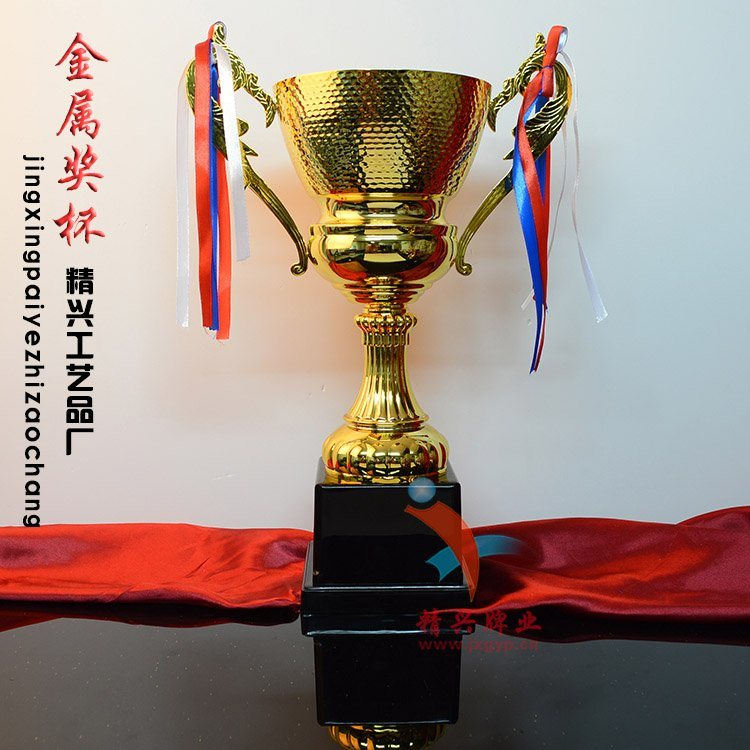 广告奖杯定制 设计奖杯 个性奖杯定制 高档金属奖杯