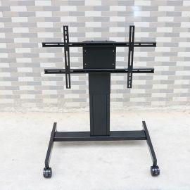 晶固35/65寸液晶电视移动支架/电视立体座架推车