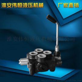 ZT-L12-4OT液压多路阀适用微型挖掘机.非开挖钻机液压控制阀