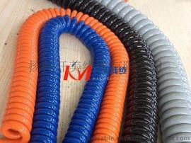 直销RVUT4*1.5螺旋电缆 弹簧线