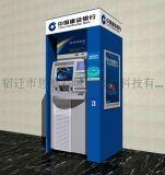 ATM大堂式防護罩交通銀行