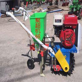 聚**JC BZ-01大豆精播机玉米小麦蔬菜花生播种器秸秆饲料粉碎机