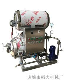 全自动杀菌锅配套设备  杀菌锅操作方法