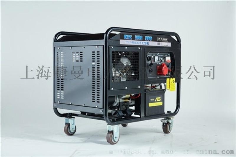 柴油发电机带电焊机欧洲狮