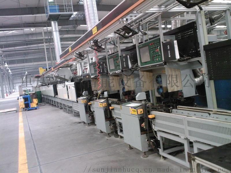 真空断路器生产线,轮胎装配线,发动机装配线