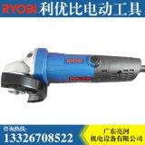 日本RYOBI 利優比 打磨機1010w 100mm G-1008 手磨機