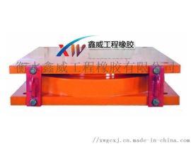 鑫威橡胶GPZ(KZ)抗震盆式橡胶支座验收与安装