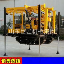 履带式地质勘探设备XYD-130百米地质勘探钻机