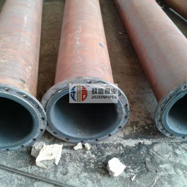 耐有机溶剂腐蚀衬胶管道/行业标准/应用领域