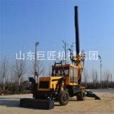 13.5米轮式旋挖钻机灌注桩打桩机
