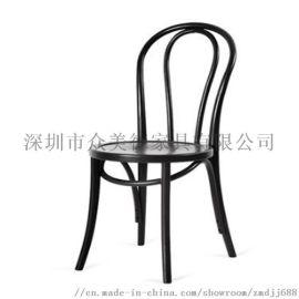 餐厅实木椅子定做中式餐椅图片酒楼餐椅深圳餐厅家具厂
