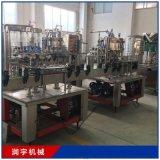 全自动液体瓶装水灌装生产线