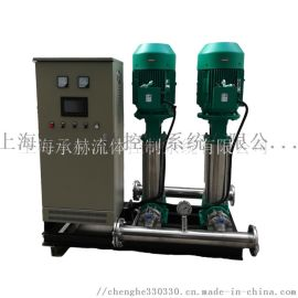 厂家直销变频增压泵组 不锈钢变频增压泵组 品质保证 进口威乐