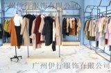 上海七浦路走份璞秀女裝專櫃庫存 璞秀品牌折扣直播冬裝貨源