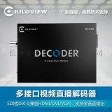 千視多接口視頻解碼器,h.265視頻解碼器