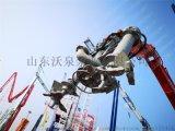 榆林高中低压挖机潜污泵 全铸造钩机抽渣泵厂家直供