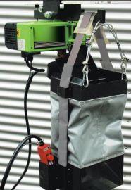 德马格钢丝绳电动葫芦3t/5t 欧式挂钩式高速防爆电动起重葫芦