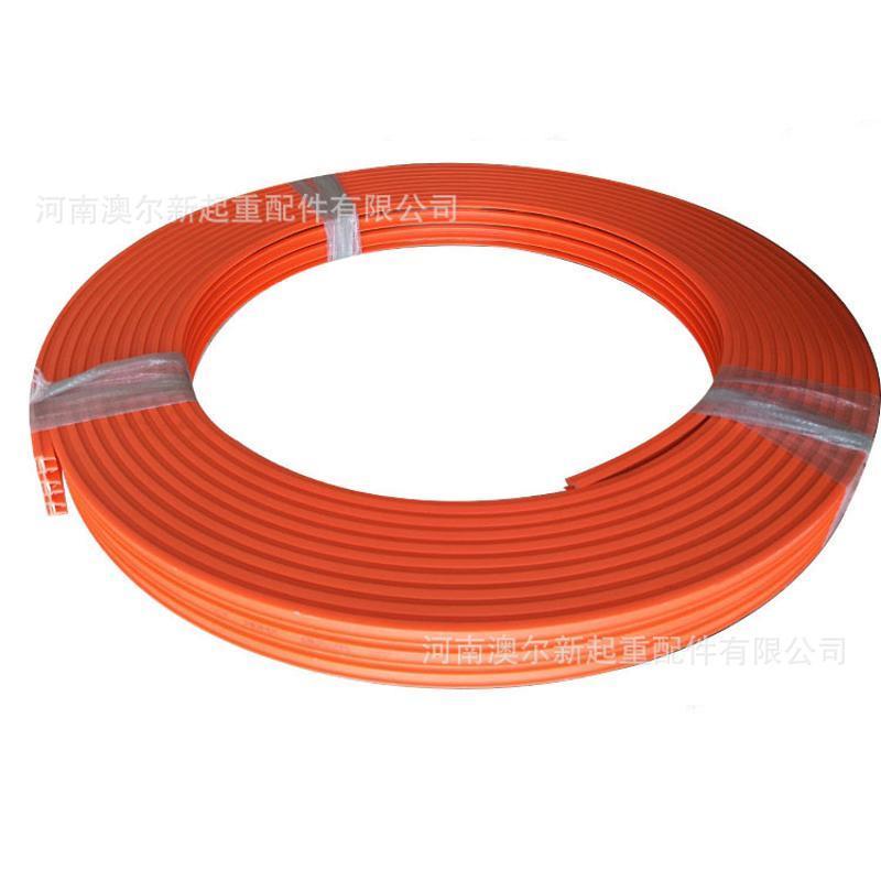 無接縫滑觸線 3極12平方毫米 供電設備滑線