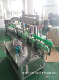 全自动不干胶贴标机  大瓶单面贴标机  贴标机  厂家制造
