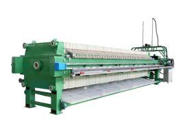 【景津】 液压式压滤机 程控自动液压厢式压滤机 板框压滤机 隔膜压滤机