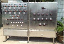 316L不锈钢防爆控制箱