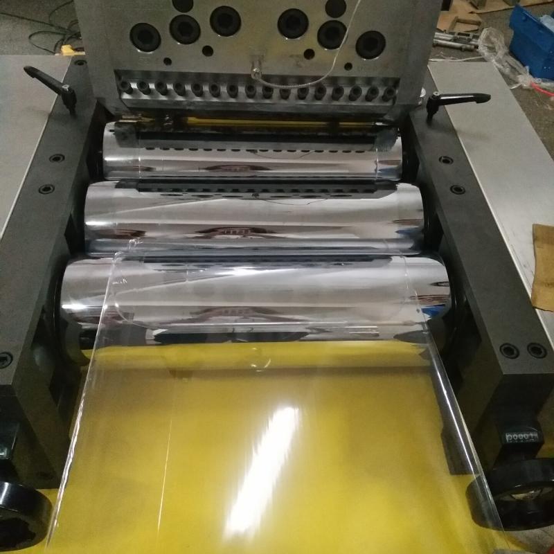 三层挤出流延机,高温流延膜挤出机