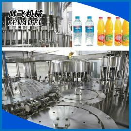 聚酯瓶装饮料灌装机 饮料灌装机生产线