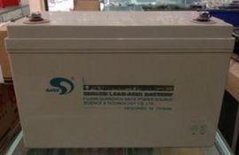 赛特BT-HSE-100-12 12V100AH太阳能直流屏UPS/EPS电源 铅酸蓄电池