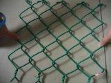 年發鍍鋅勾花網 浸塑鐵絲網 pvc絲網 不鏽鋼絲網